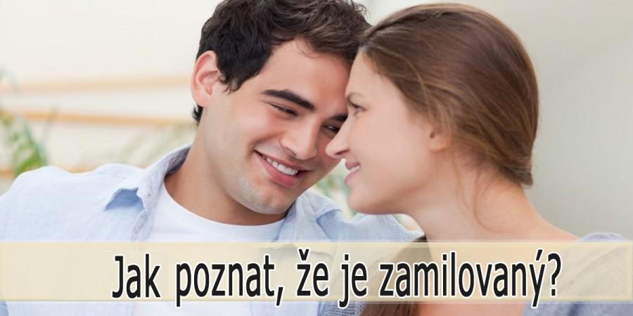 Jak se pozná zamilovaný muž