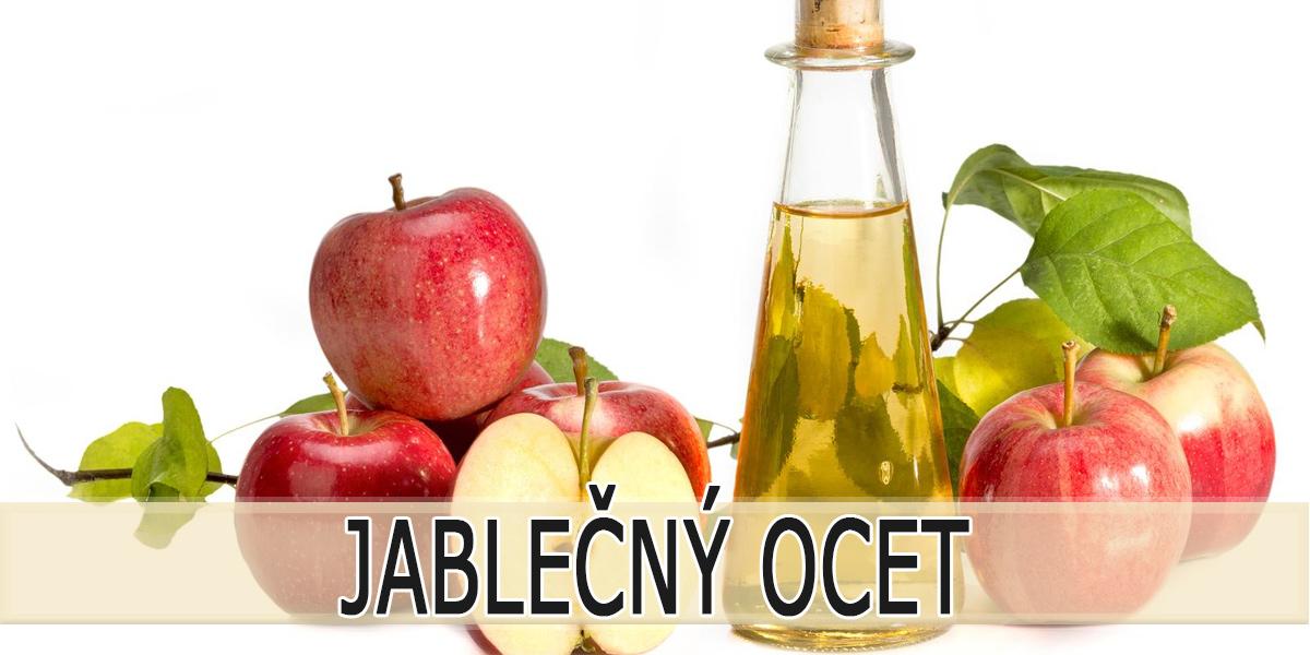 Jablečný ocet jako lék na hubnutí