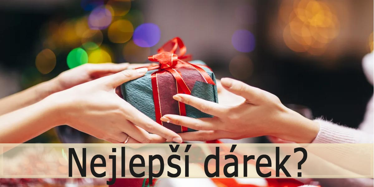 Nejlepší dárek na volný čas: kniha, zážitek nebo masáž?