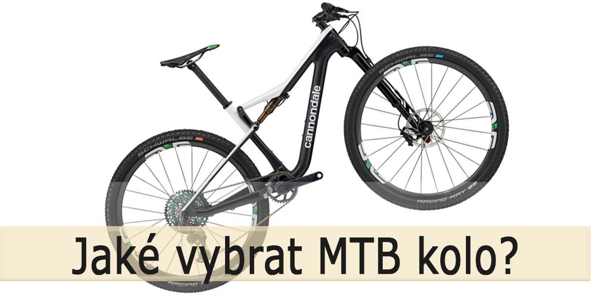 Jaké vybrat MTB, horské kolo a kdy se vyplatí ušetřit?