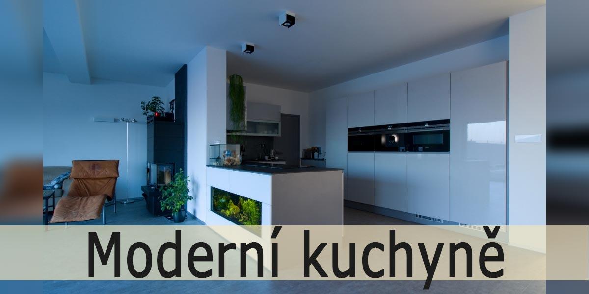 Jak vypadá moderní kuchyně a na co si dát pozor?