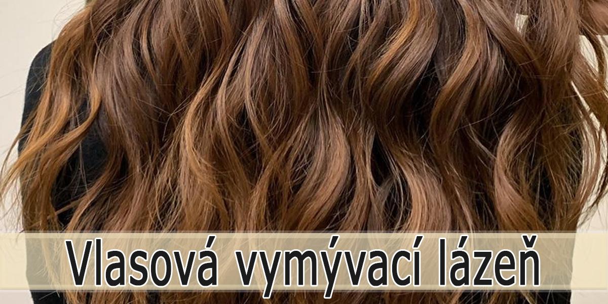 Jak udělat vymývací lázeň na vlasy