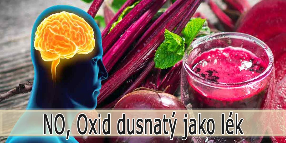 Oxid dusnatý jako lék