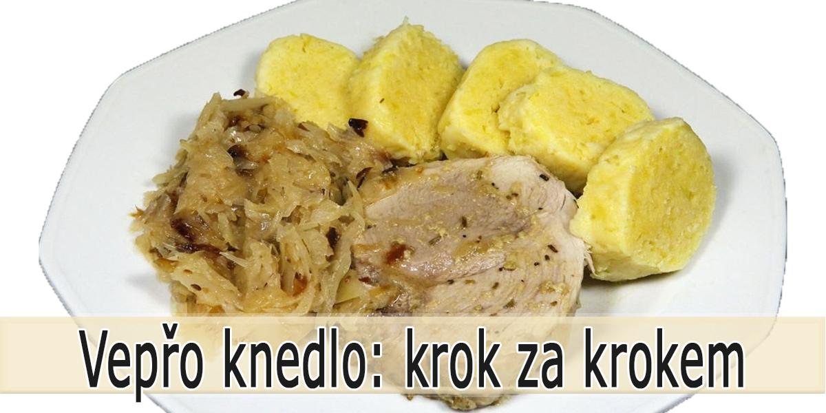 Jaké maso na vepřo knedlo zelo a jak jej připravit?