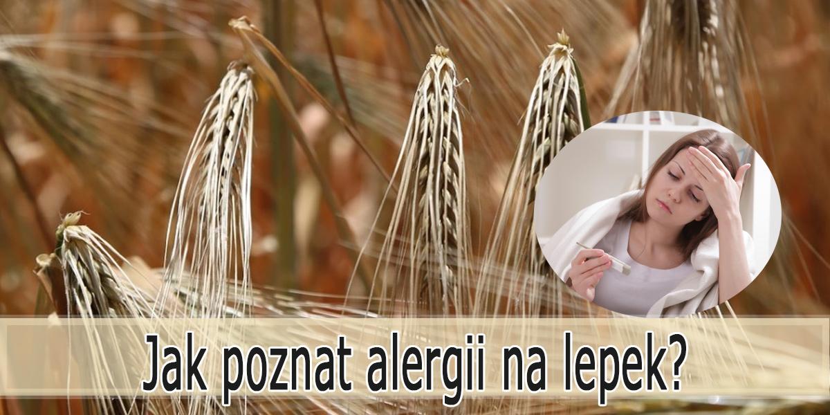 Jak se projevuje alergie na lepek